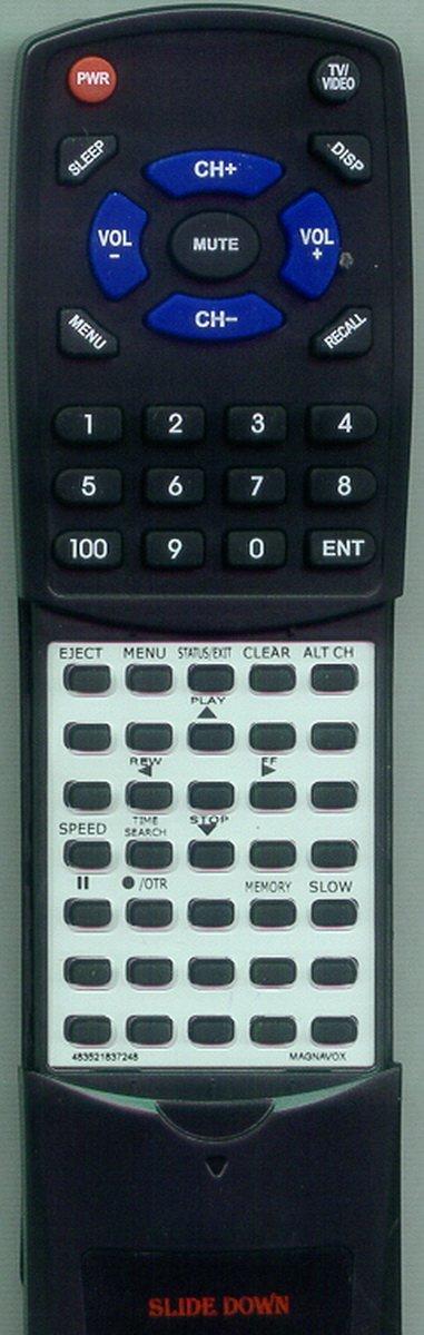 Magnavox交換用のリモートコントロールvra411at22、vra611at、483521837248、n9309ud   B009HWFHFU