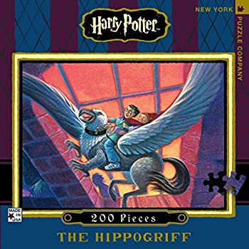 New York Puzzle Company - Harry Potter The Hippogriff - 200 Piece Jigsaw Puzzle