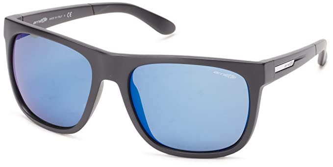 Arnette Fire Drill Gafas de sol, Rectangulares, 58, Matte Black: Amazon.es: Ropa y accesorios