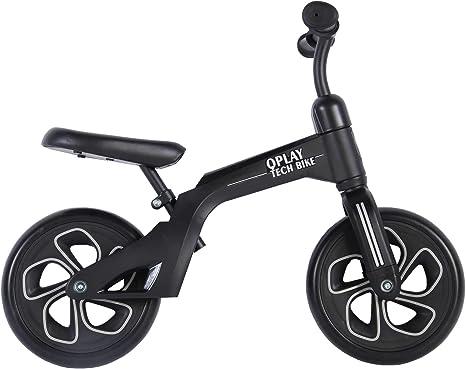 Q-Play Bicicleta sin Pedales Bicicleta de Equilibrio Primera ...