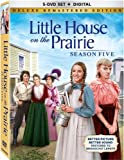 Little House On The Prairie Season 5 Deluxe Remastered Edition [DVD]