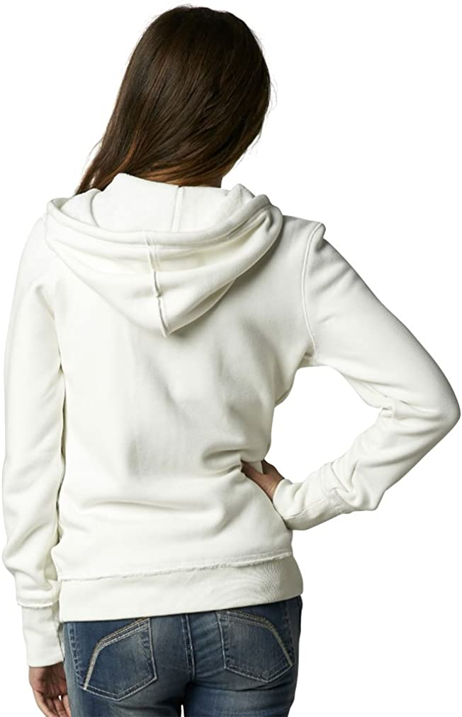 Fox Racing Girls Inspire Lush Hoody Zip Sweatshirt//Sweater
