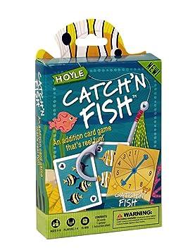 Hoyle Catch N Fish Juego De Cartas Para Ninos Amazon Es
