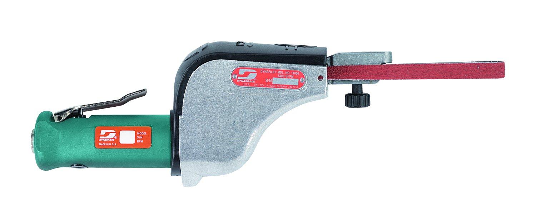 Dynabrade 14000 Dynafile Abrasive Belt Tool, For 1 8-Inch – 1 2-Inch Width x 24-Inch Length Belts