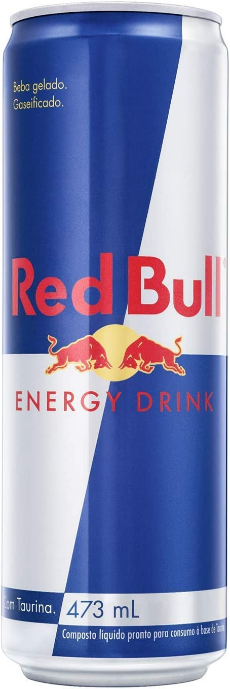 Energético Red Bull Energy Drink Lata 473ml por Red Bull