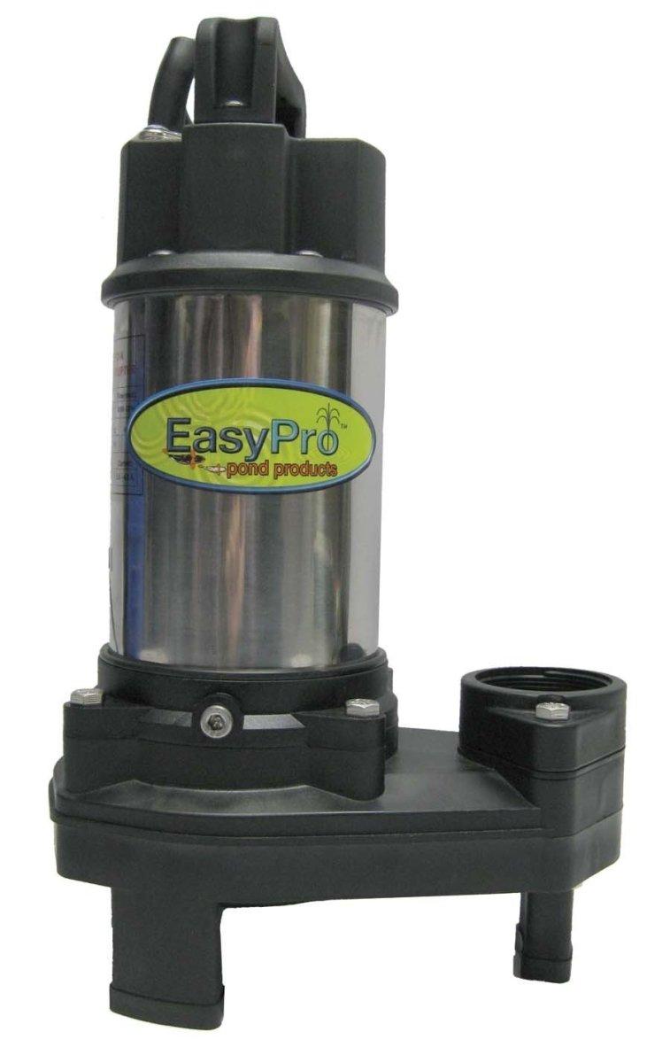 Amazon.com: Productos easypro estanque th750 6000 GPH bomba ...