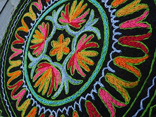 Shanti Gypsy - Round rug pad, Meditation mat | 24