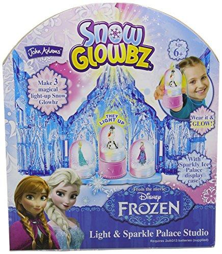 Disney Frozen Snow Glowbz Light And Sparkle Palace -