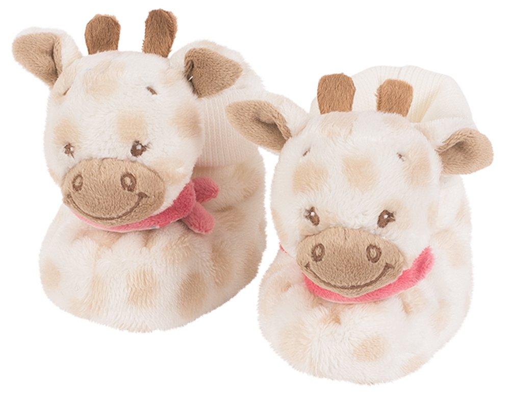 rosa M/ädchen Valentine die Maus Nattou Schaukeltier ab 1 Jahr mit Gurt