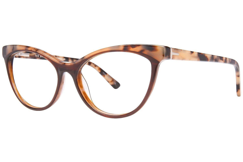 bc6a978abbf0f Amazon.com  Ted Baker B739 Womens Eyeglass Frames - Brown  Clothing