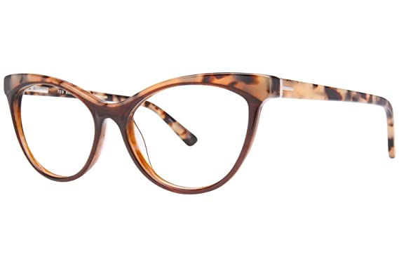 a1fdf39172 Amazon.com  Ted Baker B739 Womens Eyeglass Frames - Brown  Clothing