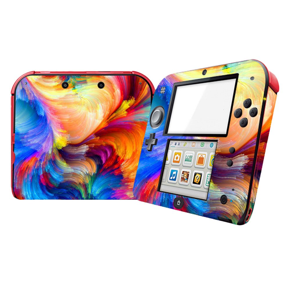 Zhhlaixing Skin Sticker Protective Case For Nintend 2DS Vinyl Decals ZY0207
