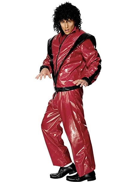 Smiffys Disfraz Carnaval Hombre Michael Jackson Thriller ...