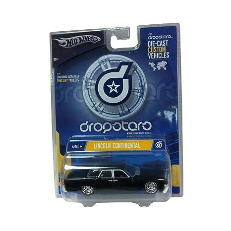 Amazon Com Hot Wheels Dropstars H2281 Lincoln Continental 1 64