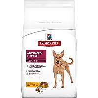 Hill's Science Diet Adult Advanced Fitness Dog Food, Chicken & Barley Dry Dog Food, 18.1kg Bag