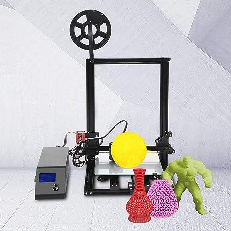 Wendry Impresora 3D Kit de Bricolaje, impresión de 100 mm/s FDM ...