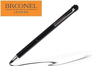 Broonel Black Fine Point Digital Active Stylus Pen Compatible with The ASUS Vivobook 17 ASUS Zenbook 17 ASUS Studiobook s W700 17