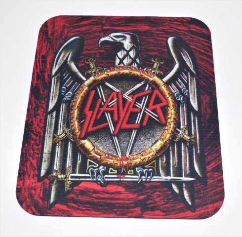 heavy metal mouse pad - 3