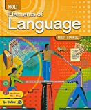 Elements of Language: Homeschool Package Grade 6 Introductory Course