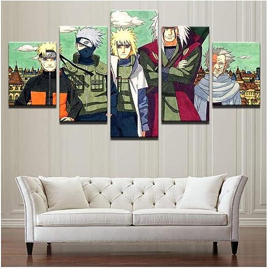 194355 Madara Uchiha Naruto Japan Anime Boy Room Club Decor Wall POSTER Print CA