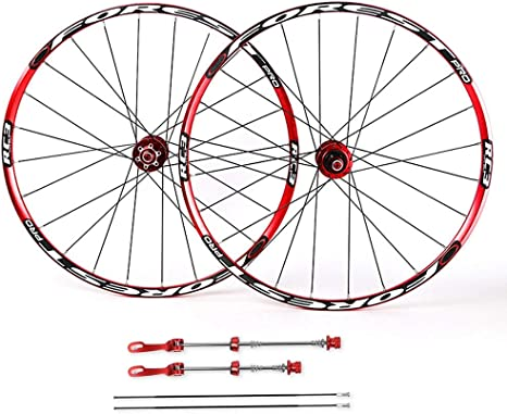 MTB Juego de Ruedas de Bicicleta 26