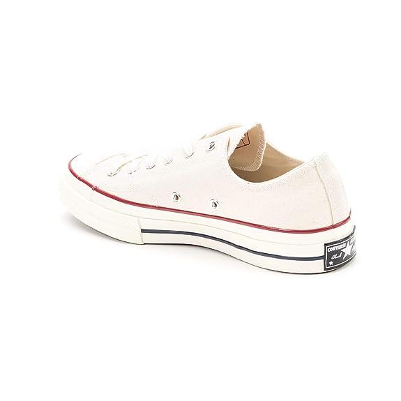 Converse Damen 162062C104 Weiss Stoff Sneakers: