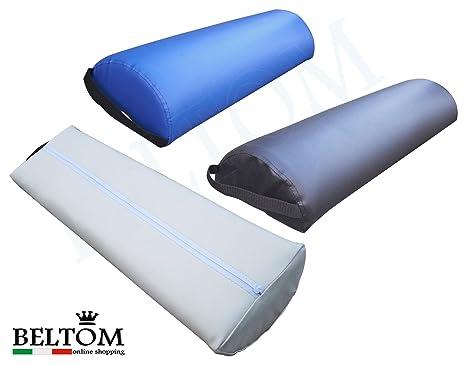 Beltom cuscino semicilindrico per massaggi e lettini da massaggio