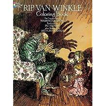 Rip Van Winkle Coloring Book (Dover Classic Stories Coloring Book)
