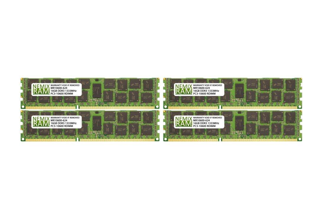 Elpida 32GB 4RX4 PC3-14900L CL13 DDR3-1866 240-PIN 1.5v LRDIMM REG Server Memory