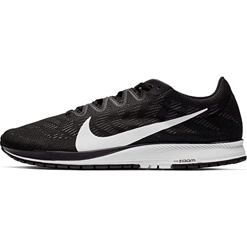 uk availability classic fit sale Amazon.com | Nike Air Zoom Streak 7 Black White Oil Grey (12 ...