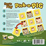 Pick a Pig Card Game