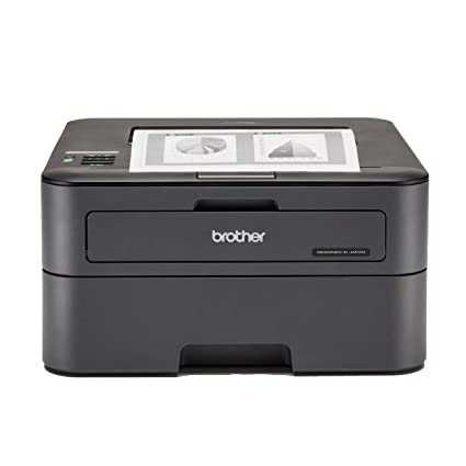 Image result for Brother HL-L2366DW Monochrome Laser Printer With Wi-fi, Network & Auto Duplex Printing