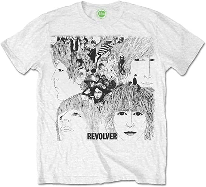 *NEW* OFFICIAL THE BEATLES CAN/'T BUY ME LOVE MENS WHITE T SHIRT L XL XXL SIZE