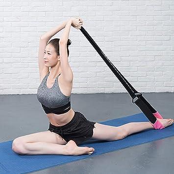 Yoga Strap Bandas de Resistencia Correa elástica de Yoga ...