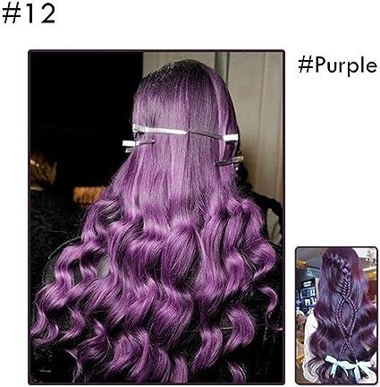 GSEASTBUY - Crema de tinte para cabello de 15 colores, color ...