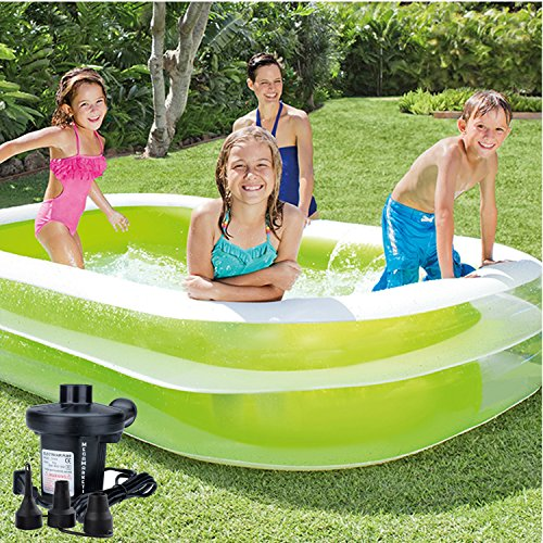intex-vinyl-inflatable-swim-center-family-lounge-swimming-pool-with-electric-pump
