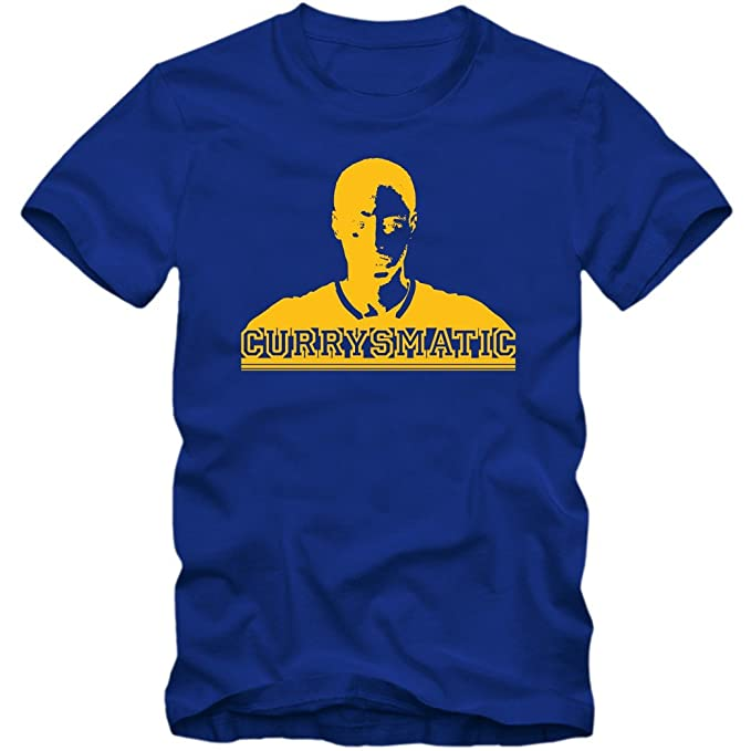 Stephen Curry Smatic #1 Camiseta | Para Hombre | T-Shirt | Hurry Up | NBA | GSW | Basketball | Algodón | Manga Corta: Amazon.es: Ropa y accesorios