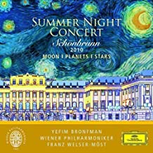 Summer Night Concert: Schonbrunn 2010. Moon, Planets, Stars by Yefim Bronfman (2010-08-17)