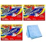 Kyпить Shout Color Catcher 72 ct, 2 un (3-Pack) with Cleaning Cloth на Amazon.com