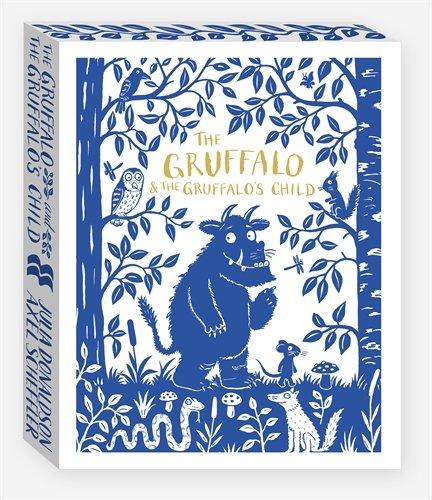 The Gruffalo and The Gruffalo's Child Gift