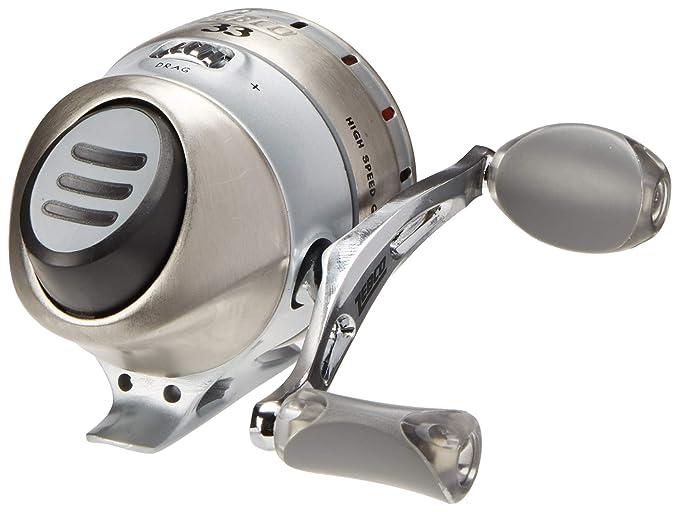 Best Spincast Fishing Reels : Zebco 33kpl,10c,bx6 33 Platinum