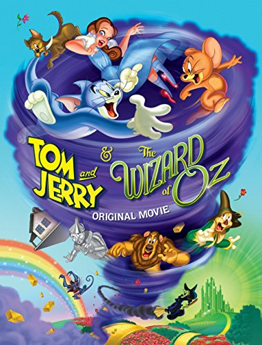 Of Oz Wizard Wizard (Tom and Jerry & The Wizard of)