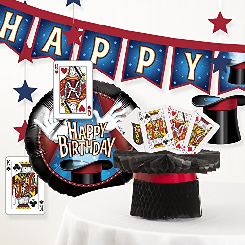 Magic Birthday Party Decorations (Magic Birthday Party)