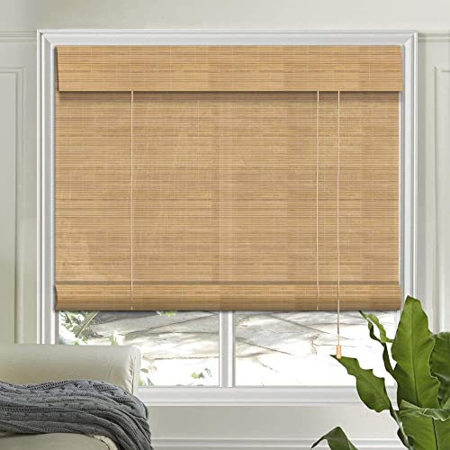 LETAU Wood Window Shades Blind