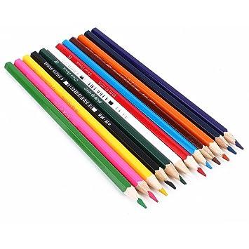 Yosoo 1218243648 Color Artista Lápices De Dibujo Finos