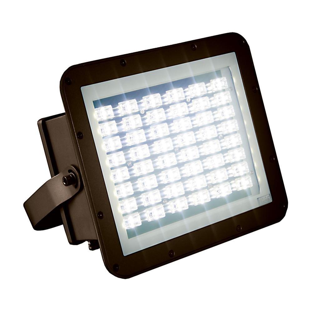 Jesco照明wws1612-pp-30-w50-z WWSシリーズ – LED Plug And Playアウトドア壁Washer ,ブロンズ仕上げホワイトガラス B00BXN2EBQ
