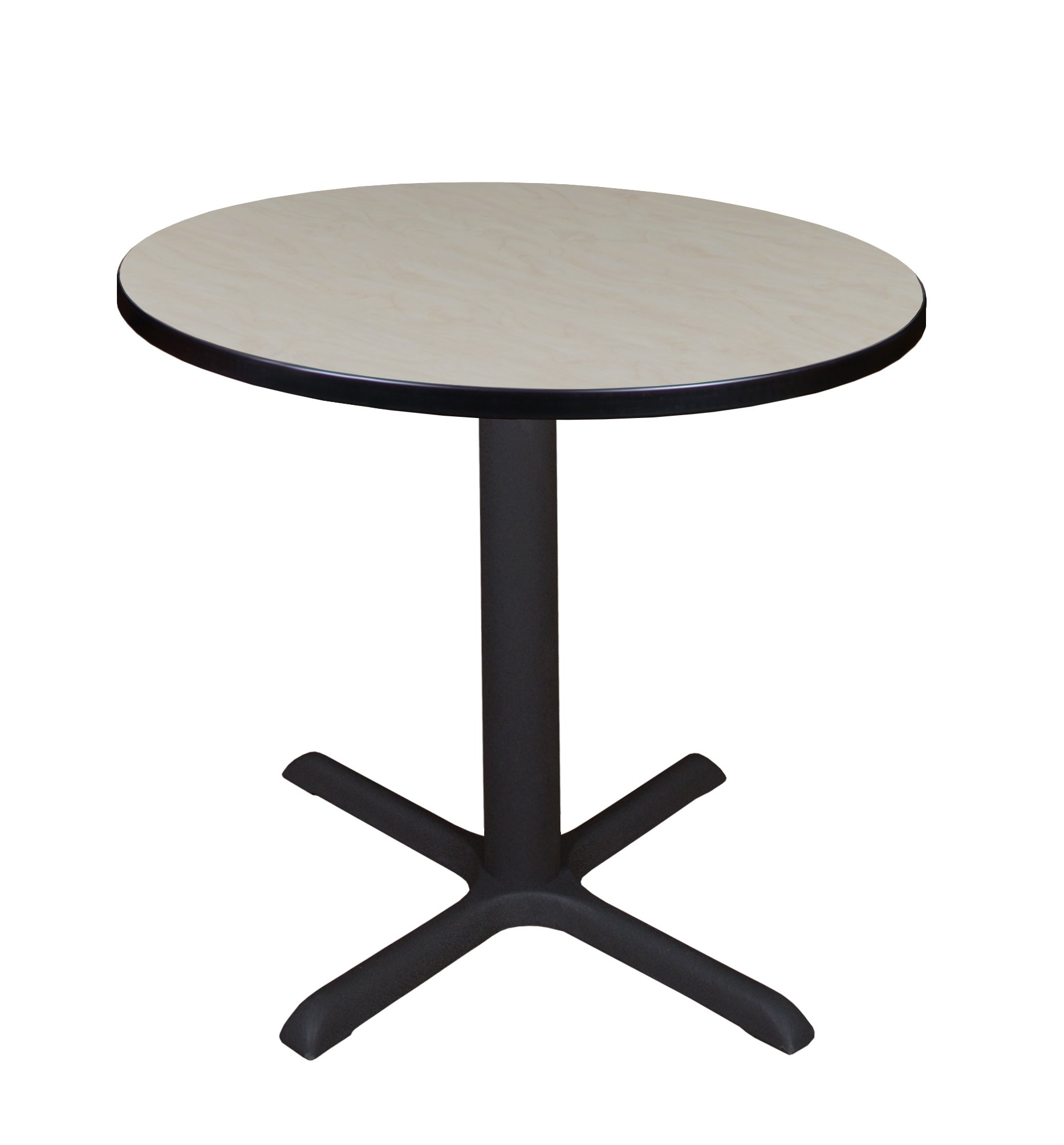 Cain 30'' Round Breakroom Table- Maple