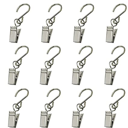 GuangTouL Party Light Hanger Outdoor Lights Clips Party Supplies Apply to  Edison String Lights Outdoor Hooks Courtyards Camping Tents Christmas