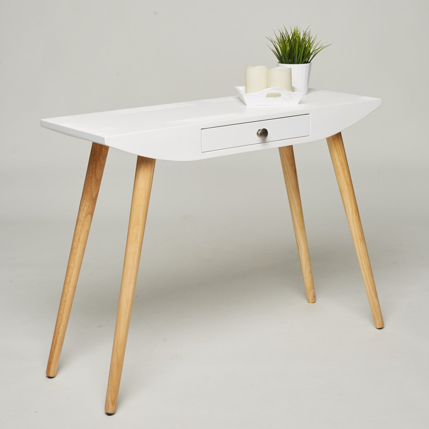 Genial Konsolentische Modern Referenz Von Green Spirit Console Table/dressing Table/desk - White