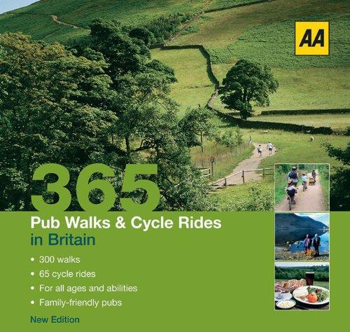 365 Pub Walks & Cycle Rides: In Britain PDF
